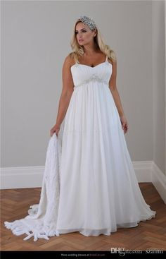 I found some amazing stuff, open it to learn more! Don't wait:https://m.dhgate.com/product/beach-style-plus-size-wedding-dresses-2015/230181952.html