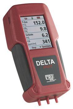 DELTAsmart füstgázelemző: Robosztus, precíz füstgáz-, nyomás és hőmérséklet mérési technika hordozható kivitelben az olaj-, gáz-, és fatüzelések méréséhez. Electronics, Phone, Telephone, Mobile Phones, Consumer Electronics