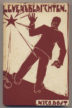 Cover design: Hildo Krop, 1931