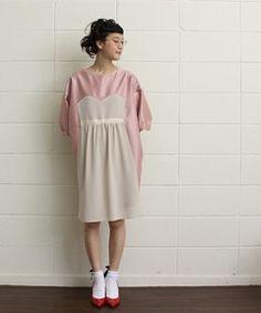 サテンシャンタン フェイクドレス2016(ワンピース)|I am I in fact...(アイアムアイ インファクト)のファッション通販 - ZOZOTOWN