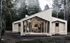 Villa Asserbo: A Sustainable, Printed House That Snaps Together