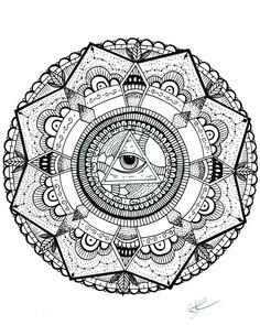 #mandala #mandaladoodle #mandaladesign #mandalatattoo #mandalapassion #mandalauniverse #zendoodle #doodle #tattoo #tatuaggio #eyes #disegno #blackwork #draw #drawpen #drawing #blackandwhite #tattoodesign #sketchart #illustration #illustrazione #sketch #sacredgeometry #dotwork  #pencildraw #tattoodesign #flower #tattoos #dotworktattoo #biancoenero by ste_mad_ink