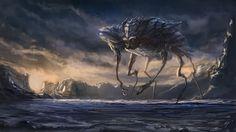 Crab Monster by chanmeleon on DeviantArt Myths & Monsters, Crabs, Creature Design, Sick, Sci Fi, Campaign, Creatures, Deviantart, Fantasy