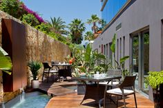 Revival Wellness Club terraza / terrace