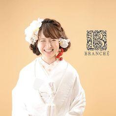 和装ボブスタイル♡  kimono:A-7 eri:生成り  #branche #wedding #ブランシェ #ウェディング #和装 #着物 #白無垢 #和装ヘア #ヘアアレンジ #ボブ #ボブアレンジ #編み込み #和装ボブ #和装前撮り #和装フォト #和フォト #フォトウェディング #前撮り #茨城 #ひたちなか #つくば
