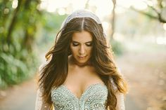 Amber Ridinger wedding gown by J'Aton Couture. Adam Alex Photography
