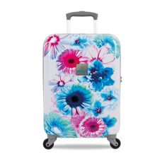 SUITSUIT - Product - Bright Botanica 20 Inch Spinner