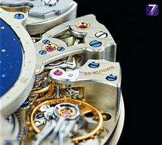 "A. Lange & Söhne - RICHARD LANGE - Perpetual Calendar ""Terraluna"" - new L096.1 manufacture calibre"