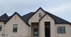 Kings Peak 3x10 | Master Brick | Residential and Commercial Brick Houston TX Texas Homes, New Homes, Brick Colors, Next At Home, Houston Tx, Commercial, Exterior, Cabin, King
