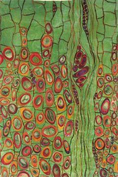 Karen Kamenetzky quilt