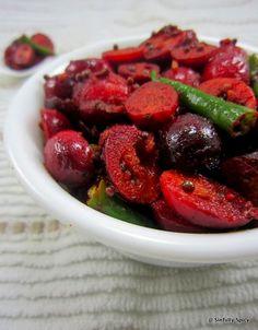 Cranberry pickle