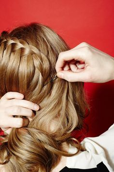 Pleasing 1000 Ideas About Curling Iron Hairstyles On Pinterest Thick Hairstyles For Women Draintrainus