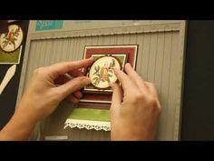 Splitcoast Stampers Joy Fold Card