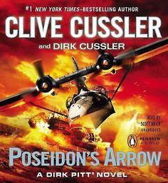 Poseidon's Arrow | Clive Cussler Poseidons Arrow Unabr 2012 New Compact Disc 1611761522 ...