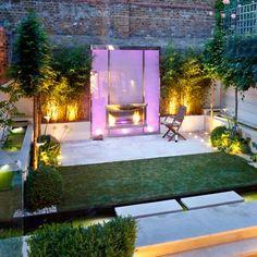 a wow garden in London
