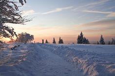 Kahler Asten im Winter, Sauerland
