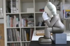 NEW IN: KAWS COMPANION (PASSING THROUGH) - Japanese Tease