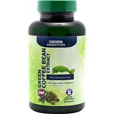 Betancourt Nutrition Betancourt Essentials Green Coffee Bean Extract