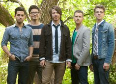 Tenth Avenue North: (One of) The best Contemporary Christian Music (CCM) Group at this present time.