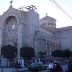 My city Matehuala, Mexico.