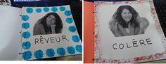 Le livre des émotions : de la Maternelle au CM Emotion, Les Sentiments, Monster, Books, Montessori, Music Nursery, Classroom, Learning, Libros