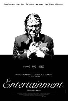 My review of ENTERTAINMENT: