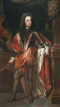 william of orange and king louis xiv