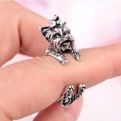 Terrier Wrap Ring