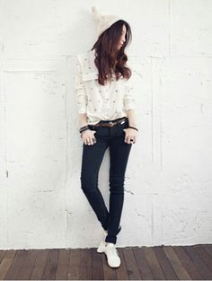 Freakin' Love this Outfit! #KFashion