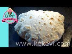 Lavaş / Pita Ekmeği - Kekevi Yemek Tarifleri - YouTube