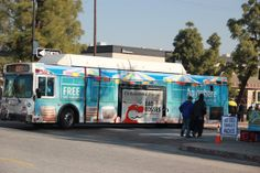 Bakersfield Observed: Californian digital edition marketing plan rolls out with new bus wraps