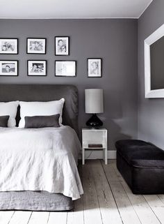 an award winning interior design and lifestyle blog designed to help you create a beautiful home on a budget - Grey Bedrooms