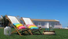 Esta unidade de turismo rural em São Teotónio abriu portas em agosto de 2014.