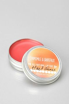 Beridan Naturals Chamomile & Grapefruit Lip Tint #urbanoutfitters