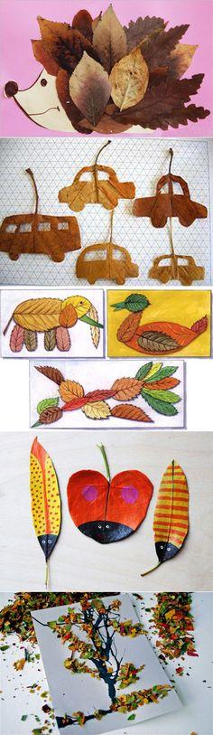 vtemu.by Autumn Crafts, Autumn Art, Nature Crafts, Crafts To Make, Crafts For Kids, Arts And Crafts, Diy Crafts, Church Activities, Activities For Kids