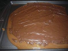 Chocolate english toffee - fathers day idea