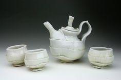 henry crissman tea set