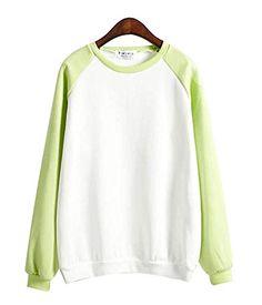 3b939520b46 Sudaderas Mmujer 2015 Korean Candy Color Raglan Sleeve Casual Sweatshirt  Women Plus Velvet Student Hoodies Female Pullover