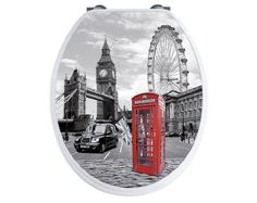 London Toilet Seat