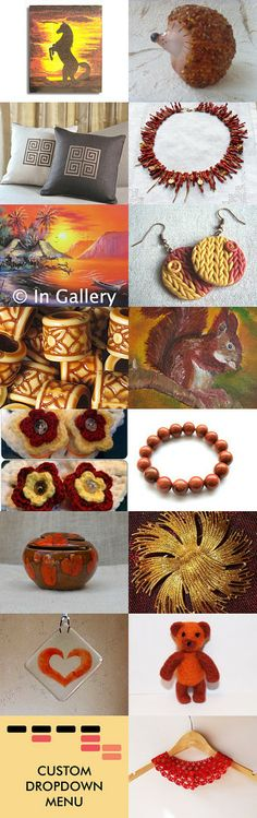 Sunset by Katalin on Etsy--Pinned with TreasuryPin.com