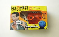 1980s DEADSTOCK toy Pee Wee Herman by fifisfinds on Etsy..Hahahahaha!!!