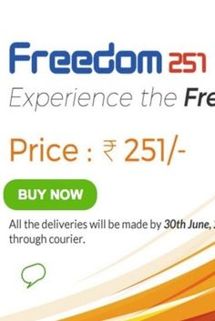 The Website Of Controversial Freedom 251 Phone Is A Security Nightmare