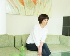 原田 マハさん / Interviews / LIFECYCLING -IDEE-