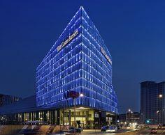L'Hôtel Barrière très moderne à Lille