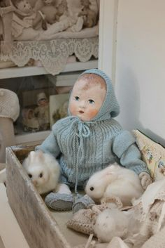***pop Simon*** **Hand made dolls by Nelleke Hoffland**