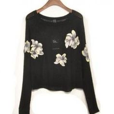 Fashion Long-Sleeved Knit S..