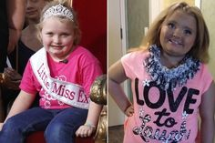 Classed Up: Reality TV Stars Then vs. Now - Honey Boo Boo