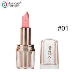 1pc Moisturizer Sexy Icy Colors Lipstick Makeup Waterproof Long Lasting Color Changed Jelly Lipsticks Peach Baby Lip Care Balm To Prevent And Cure Diseases Beauty Essentials