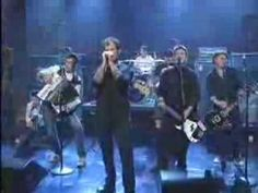 Dropkick Murphys - I'm Shipping Up To Boston ( Live Letterman )