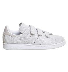 low priced 9a869 5b300 Stan Smith Cf Trainers Kondisko, Adidas Kvinder, Stil Inspiration, Sko,  Unisex